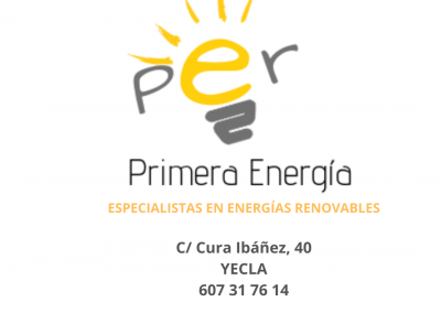 ESPECIALISTAS EN ENERGIAS RENOVABLES
